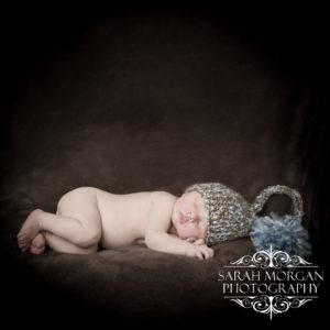 Jack's newborn portrait