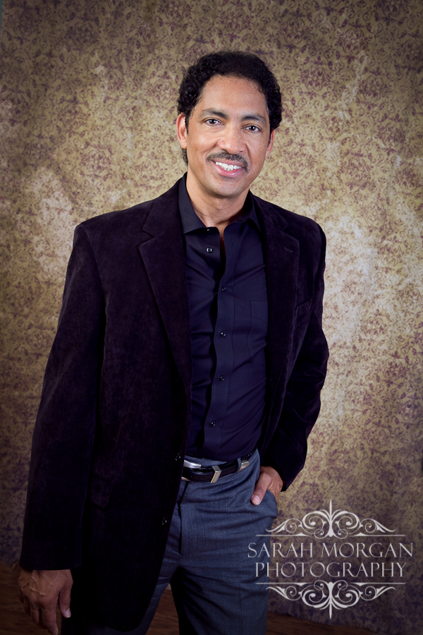 Ricky Maxwell Portrait with personality
