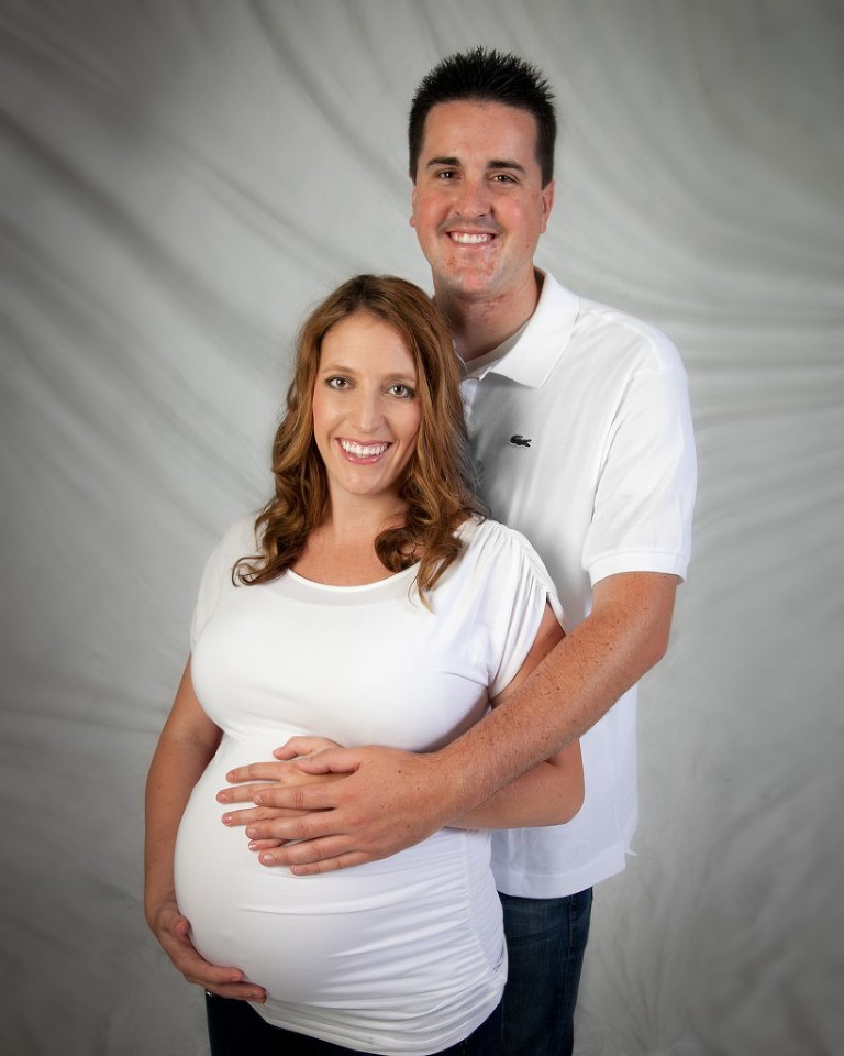 Amster Maternity Portraits