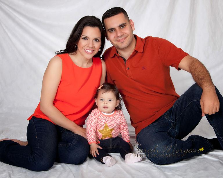 In-Studio Family Photo