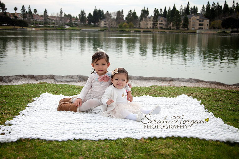 Adorable Haidao babies photographed during family portrait session