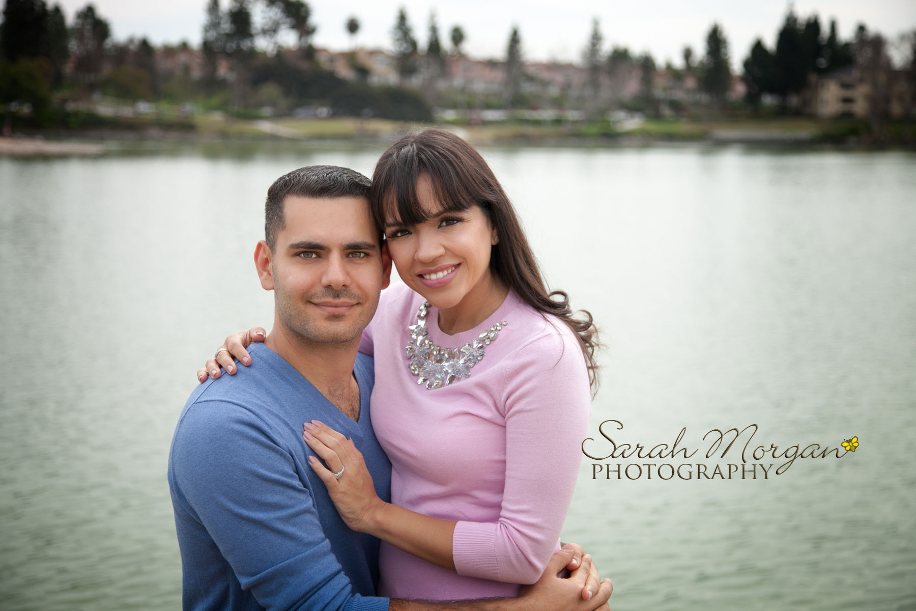 Gorgeous couple portrait - Haidao