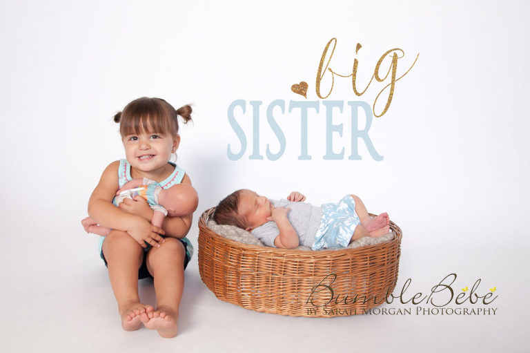 Big Sister Brooklyn - Little Brother Lincoln