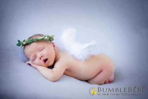 Angel baby Carter
