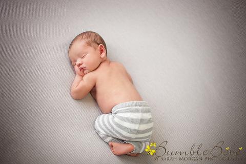 Cruz newborn portraits