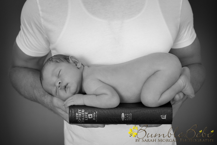 Cruz newborn portraits