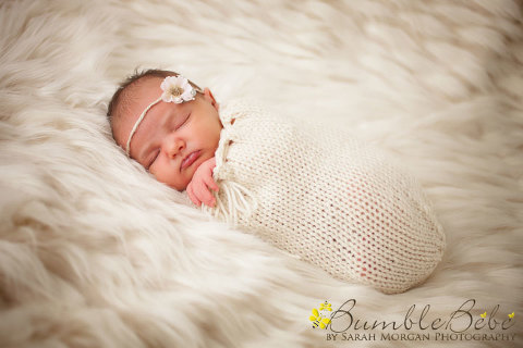 Baby Cecelia Newborn Portraits